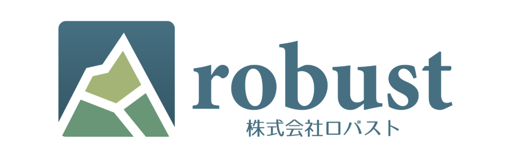 ロゴ|株式会社ロバスト